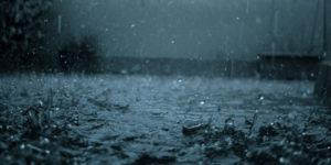 woda, deszcz