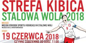 Strefa kibica w Stalowej Woli MŚ w Piłce Nożnej 2018