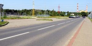 rondo ul. Grabskiego w Stalowej Woli