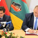 Podpisanie umowy z ARP
