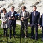 Podkarpackie Centrum Piłki Nożnej wizytował Minister Sportu i Turystyki
