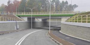 łącznik drogowy w Stalowej Woli