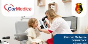 Profilaktyka wad wzroku u dzieci