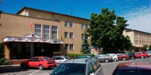 Budynek Urzędu Miasta ul. Wolności 7