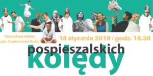 """""""Kolędy Pospieszalskich"""" 18 stycznia w Stalowej Woli"""