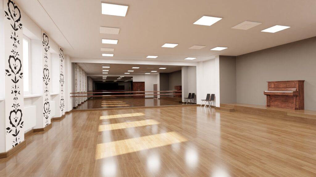 sala taneczna MDK