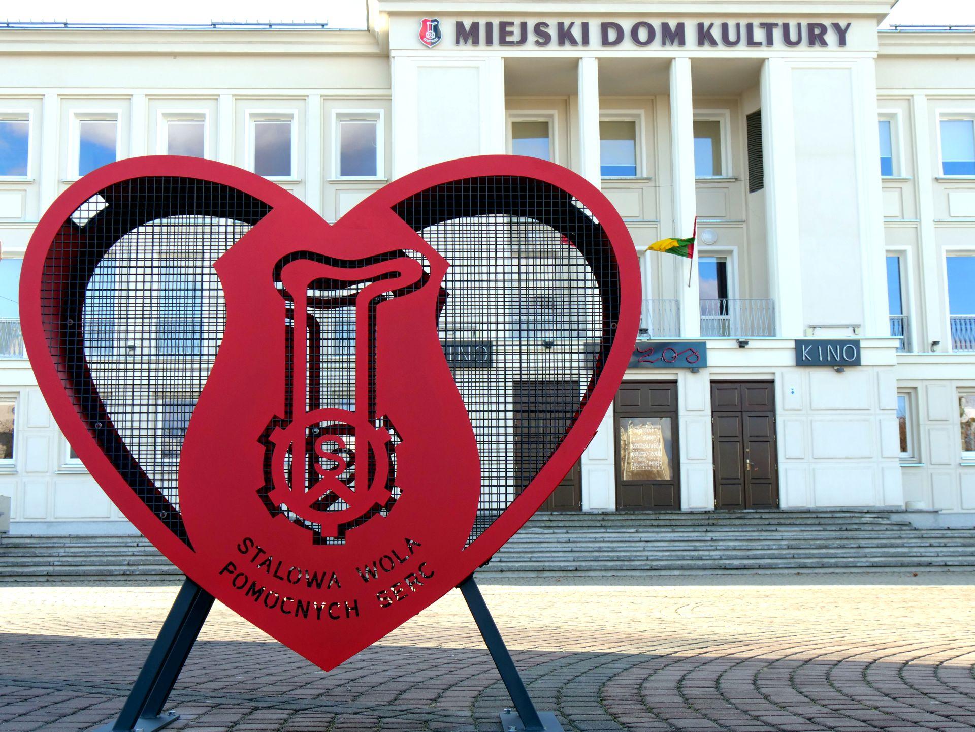 poemnik w kształcie serca