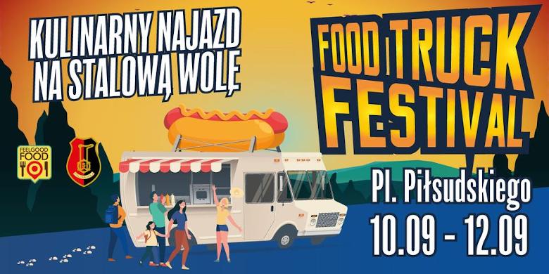 baner: Food Truck Festiwal